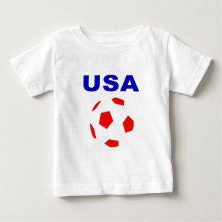 usa retro soccer t shirt