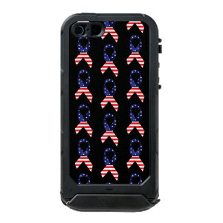 USA Ribbon Incipio ATLAS ID™ iPhone 5 Case