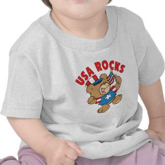 USA Rocks Tshirt