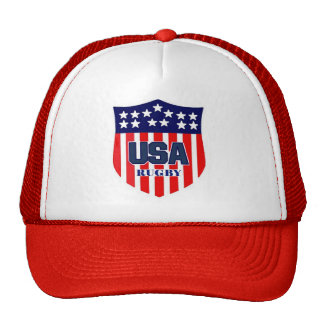 USA Rugby Trucker Trucker Hat