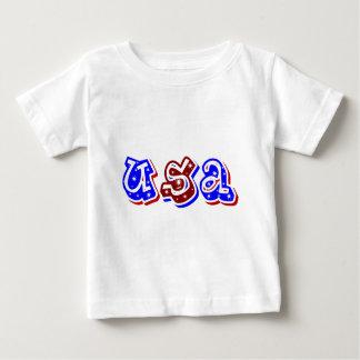 USA,Shine_ Tee Shirt