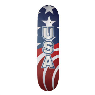 USA Skate Skateboard Deck