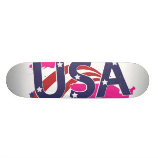 USA SKATEBOARDS