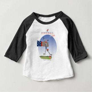 USA slam dunk, tony fernandes Baby T-Shirt