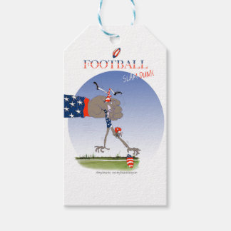 USA slam dunk, tony fernandes Pack Of Gift Tags