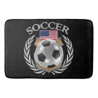 USA Soccer 2016 Fan Gear Bath Mat