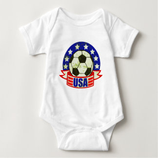 USA Soccer Futbol Tee Shirt
