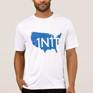 USA Soccer One Nation, One Team, #1N1T T-Shirt