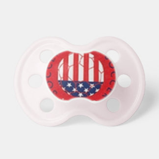 USA Soccer Pacifiers
