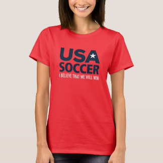 USA Soccer Women's T-Shirt