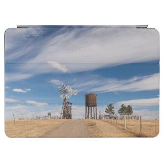USA, South Dakota, Stamford, 1880 Town iPad Air Cover