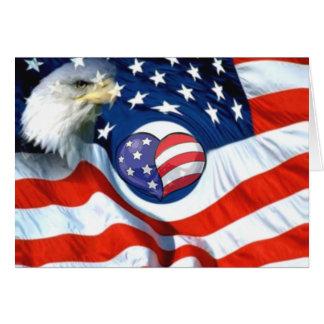 USA-Spread the love_ Card