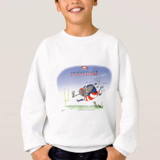 USA stars and stripes, tony fernandes Sweatshirt