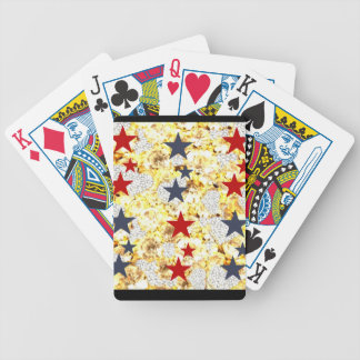 USA STARS BICYCLE PLAYING CARDS