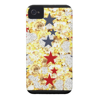 USA STARS Case-Mate iPhone 4 CASES