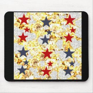 USA STARS MOUSE PAD