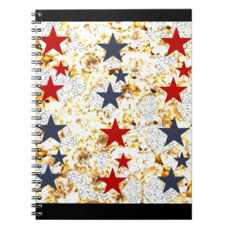 USA STARS NOTEBOOK