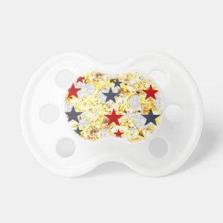 USA STARS PACIFIER