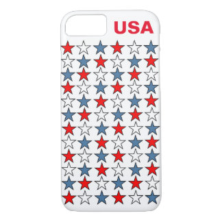 USA Stars Phone Case