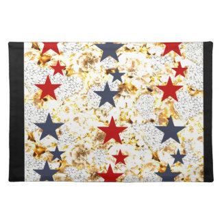 USA STARS PLACEMAT