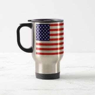 USA Stars & Stripes Travel Mug