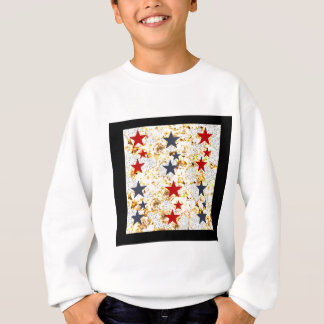 USA STARS SWEATSHIRT