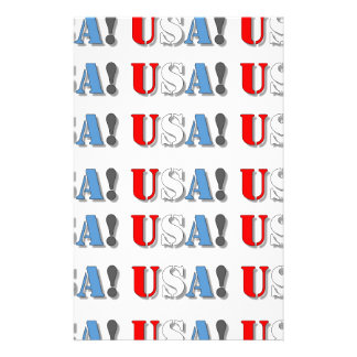 USA! STATIONERY