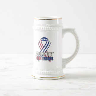 USA Support Our Troops Mugs
