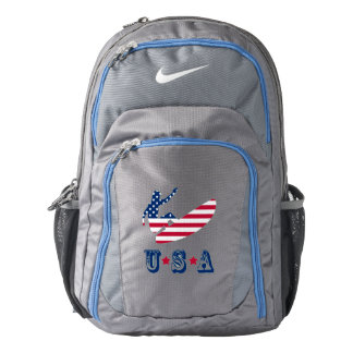 USA surfing American surfer Backpack