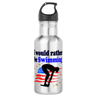 USA SWIMMER DESIGN I WOULD RATHER BE SWIMMING