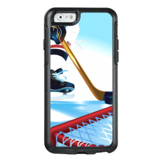 USA Team Hockey Player OtterBox iPhone 6/6s Case