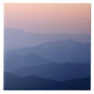 USA, Tennessee, Great Smoky Mountains National Tile