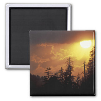 USA, Tennessee, Great Smoky Mountains NP. 2 Magnet