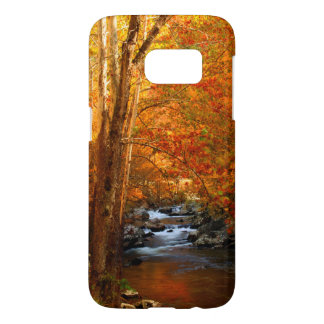 USA, Tennessee. Rushing Mountain Creek 2 Samsung Galaxy S7 Case