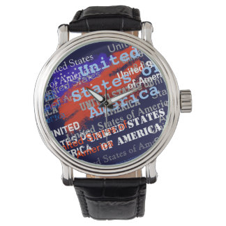 USA timepiece Watch