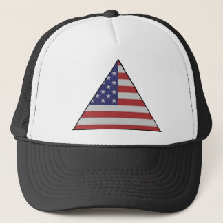 USA TRIANGLE.jpg Trucker Hat