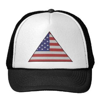 USA TRIANGLE.jpg Trucker Hat