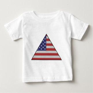 USA TRIANGLE.jpg Tshirts