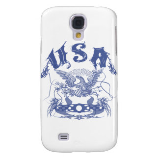USA Tribal blu