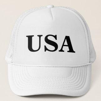 USA Trucker Hat. Trucker Hat