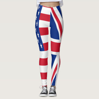 USA & UK Duo Leggings