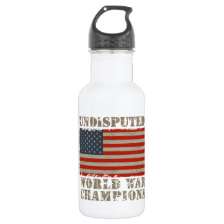 USA, Undisputed World War Champions