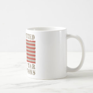 USA, Undisputed World War Champions Coffee Mug