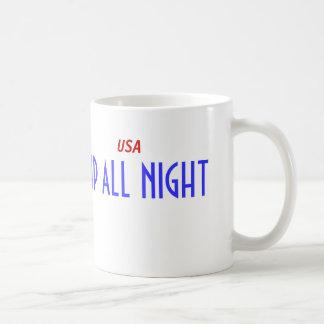 USA Up All Night Tribute Mug
