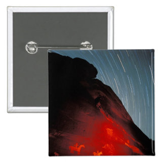 USA, Utah, Arches National Park, Petroglyphs 2 Inch Square Button