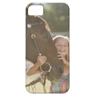 USA, Utah, Lehi, Portrait of smiling cowgirl 2 Case For The iPhone 5