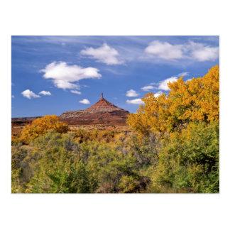 USA, Utah, near Canyonlands National Park on Postcard