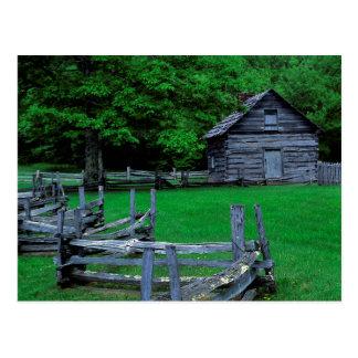 USA, Virginia, Blue Ridge Parkway, The Puckett Postcard