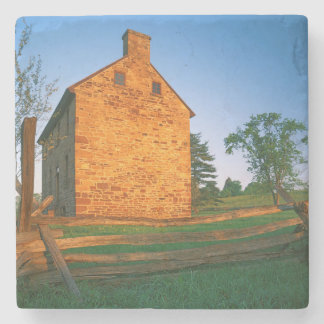 USA, Virginia, Manassas National Battlefield 2 Stone Coaster