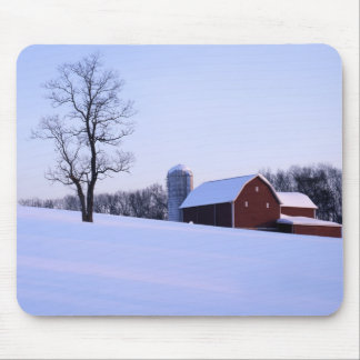 USA, Virginia, Shenandoah Valley, Barn Mouse Pad